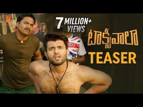 Taxiwaala Movie Teaser | Vijay Deverakonda | Priyanka Jawalkar | Malavika Nair | #TaxiwaalaTeaser thumbnail