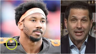 Myles Garrett's brawl with Mason Rudolph will follow him his whole career – Adam Schefter | OTL