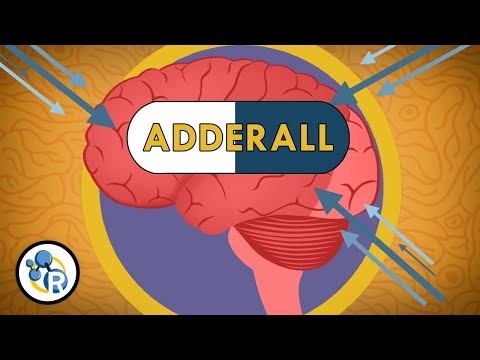 How Does Adderall™ Work?