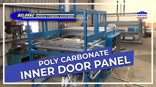 Poly carbonate Inner door panel