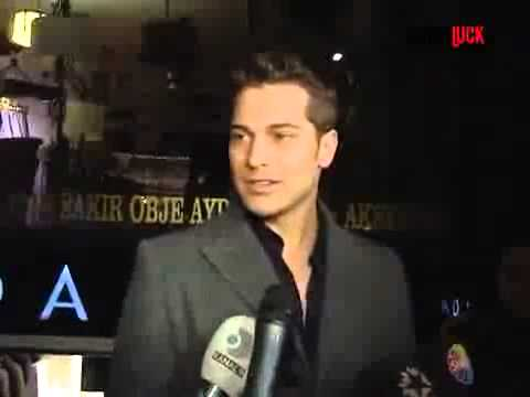 Hazal Kaya Cagatay Ulusoy Interview Cagatay Ulusoy Interview