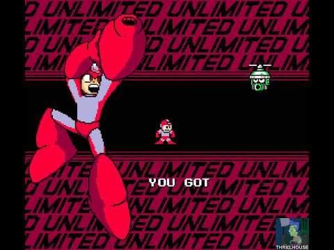 Mega Man Unlimited Instant Death Mode  Part 4   Jet Man   Mega Buster Only