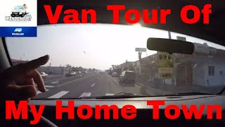 My Home Town Moses Lake Washington Van Tour, Friends And Stories Growing Up Part I