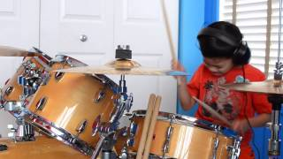 Download Lagu Mark Ronson ft. Bruno Mars - Uptown Funk (Drum Cover) Gratis STAFABAND