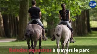 Du sport au Chteau de Versailles