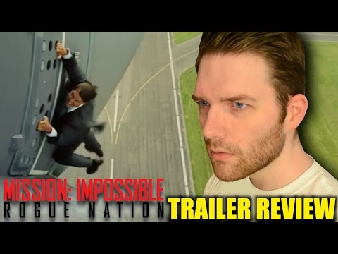 Mission: Impossible - Rogue Nation - Trailer Review video