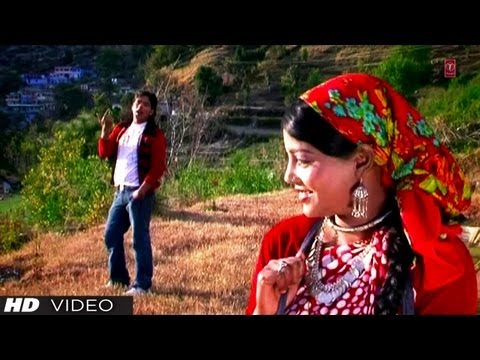 Paar Bhida Video Song Kumaoni | Hey Deepa Jeans Top Wali | Fauji Lalit Mohan Joshi, Meena Rana video