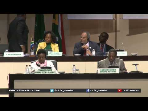 Security issues top agenda at African Union Summit