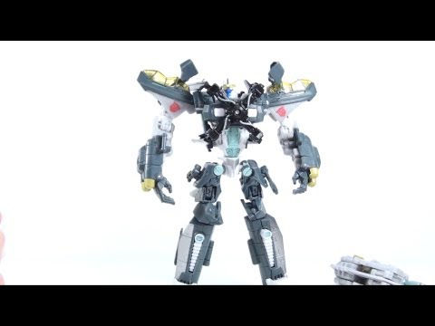 Video Review of the Transformers 3 Dark of the Moon; Voyager Class Skyhammer