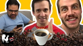 The Amazing Coffee Race | RT Life