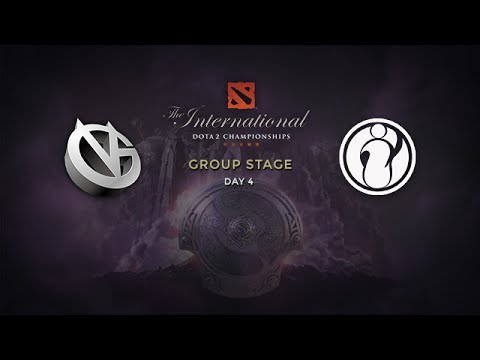 iG -vs- VG, The International 4, Group Stage, Day 4
