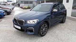 BMW X3 M40 MSport Park+AccPlus Standhzg.HK+D von BAYERN-CAR-GERSTMAYR GmbH