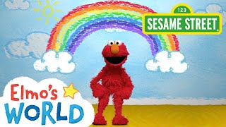 Sesame Street: Colors | Elmo's World