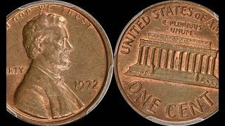 This 1972 Lincoln Cent is One of the Top 5 Most Valuable Modern Pennies - Keep an Eye Out!