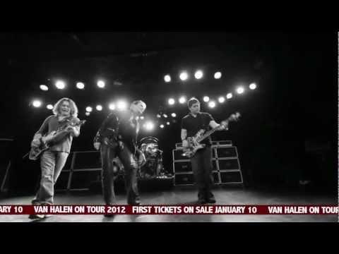 Van Halen - Hot For Teacher Trailer video