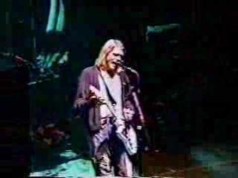 Nirvana - In Bloom Live