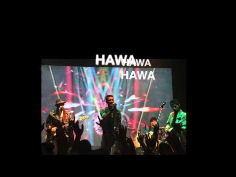 Sqs - Hawa Hawa (lyrics) video