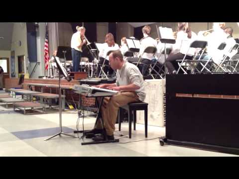 Wyandot Middle School Jazz Concert 2013 ft. Daniel and Jeff Diskin
