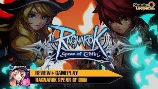 [เกมมือถือ] Ragnarok Spear of Odin แรคนาร็อคแนว Action RPG ก็มา