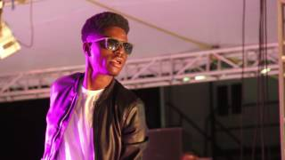 KENNY BLAQ DROP ANOTHER COMEDY STYLE AT LAGOS @ 50TH CONCERT