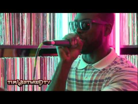 Westwood Crib Sessions: Ghetts Freestyle pt 2 | UK Grime, Hip-Hop, Rap