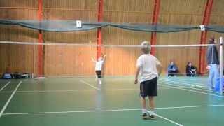 Kralupy Open: Miroslav Janda - Klára Tvrdíková (2. set)