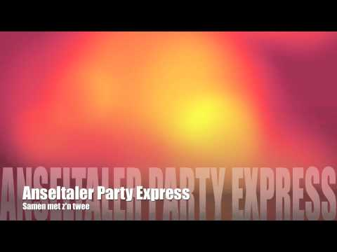 ZOMERHIT 2012: Samen met z'n twee (Balada Boa) - Anseltaler Party Express