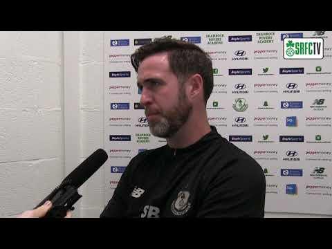 Stephen Bradley | Post Match Interview v St. Patrick's Athletic | 20th September 2019