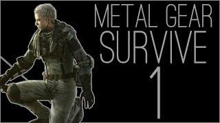 『RSS』Metal Gear Survive (Part 01)