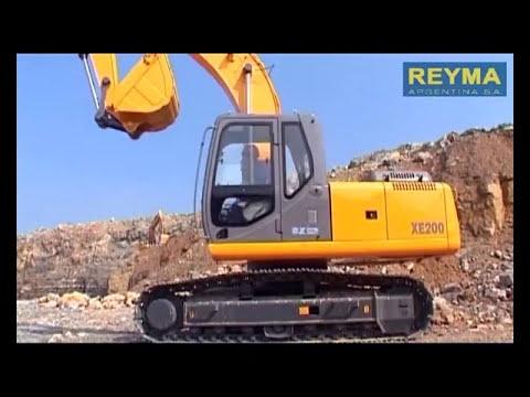 Part 2 - Hydraulic Crawler Excavators XCMG Excavadoras Hidraulicas