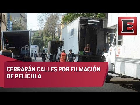 Cerrarán calles por filmación de Alfonso Cuarón