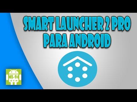Smart Launcher 2 Pro para Android [Instalación/Pack de Temas/Personalización] por MiSoTa94