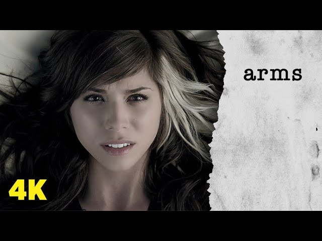Christina Perri - Arms [Official Music Video]