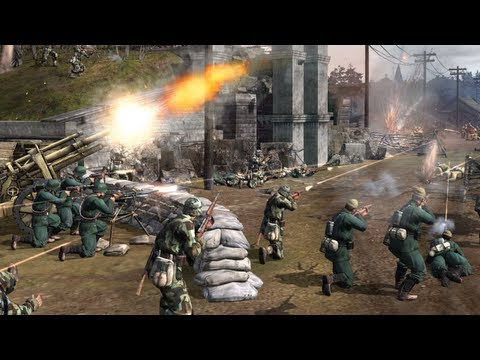 ◀Company of Heroes 2 - Peer to Fear