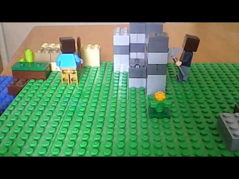 LEGO Minecraft- Survival- 4. rész