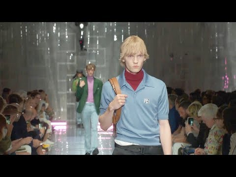 Download Lagu  Prada   Spring Summer 2019 Full Fashion Show   Menswear Mp3 Free