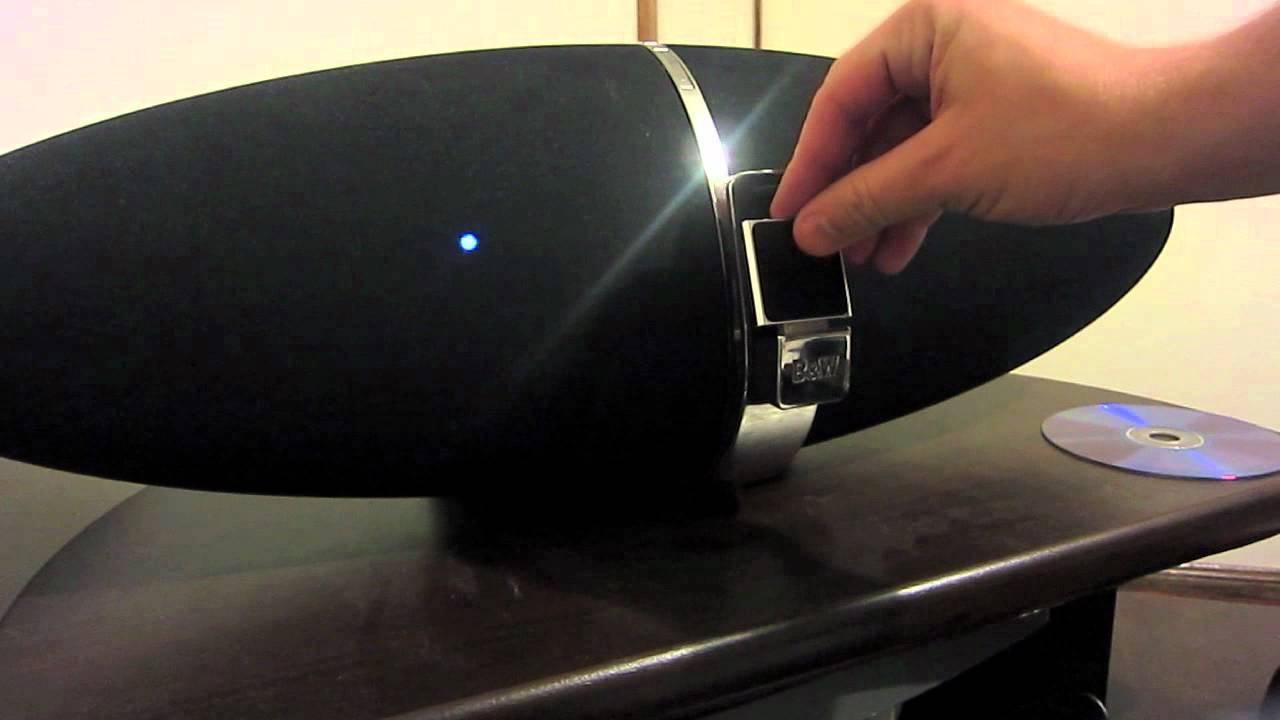 Bowers  U0026 Wilkins B U0026w Zeppelin Problem The Noise
