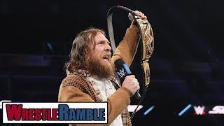 WWE Championship SCRAPPED! WWE SmackDown, Jan. 29, 2019 Review | WrestleTalk's WrestleRamble
