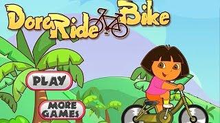 Dora Ride Bike Rafa Kids Games Lvl 1 - lvl 6