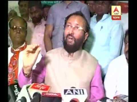 Prakash javadekar denies the accusations put by Menka Gandhi