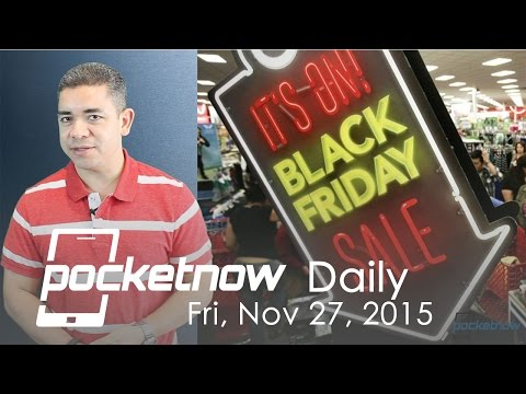 Black Friday + Cyber Monday deals, major Google discounts & more - Pocketnow Daily
