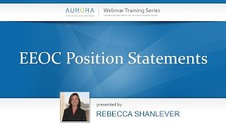 Preview :: EEOC Position Statements