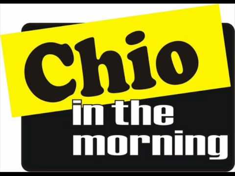 Chio Frost Interview on Chio In The Morning show Wired 96.5 Philly