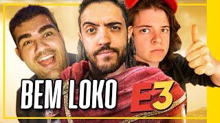 BICUDA EM GERAL NO ASSASSIN´S ODYSSEY - E3 2018 - Ubisoft Brasil
