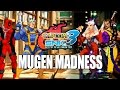 MUGEN MADNESS: Marvel & Capcom Masters Edition (Capcom Vs. SNK Ultimate Build)