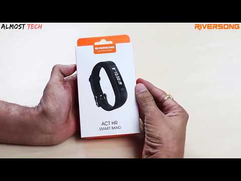 Best Low Budget Fitness Band | Reversing Act HR | Unboxing and review