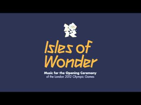 Underworld - Caliban's Dream (London 2012 Olympics Opening Ceremony)