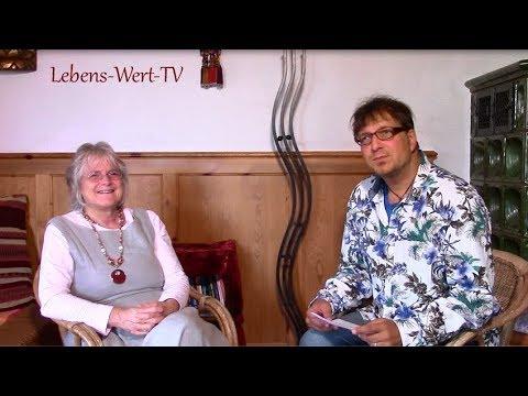 Christa Jasinski - Lebens Wert TV Interview