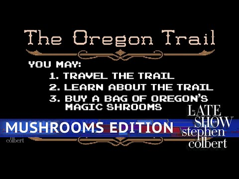 The Oregon Trail On Mushrooms thumbnail