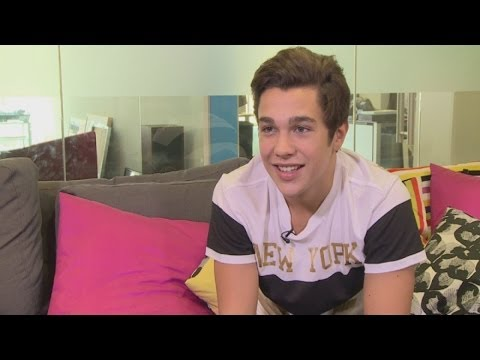 Austin Mahone interview: How Austin got Taylor Swift's number, plus dating fans!